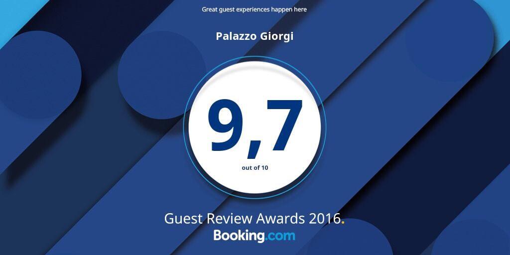 Casa vacanze Siena | Palazzo Giorgi - Riconoscimento Booking.com